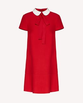 REDValentino Short dress Woman RR3VAA70DIP FW4 a