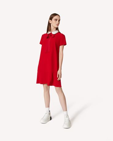 REDValentino SR3VAF054AY FW4 Dress Woman d