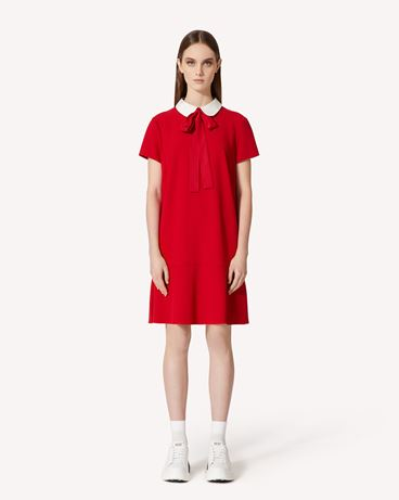 REDValentino SR3VAF054AY FW4 Dress Woman f