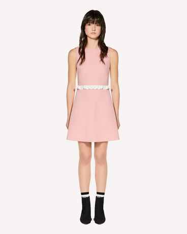 REDValentino SR3VAH103FT ISM Short dress Woman f