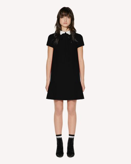 REDValentino Short dress Woman SR3VAF054AY 0MG f