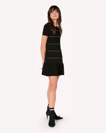 REDValentino SR3KDA814GF 0MG Knit Dress Woman d