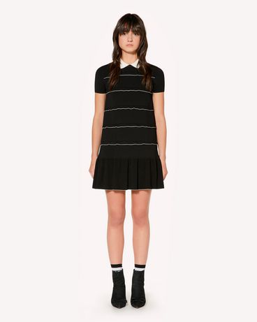 REDValentino SR3KDA814GF 0MG Knit Dress Woman f