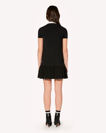 REDValentino SR3KDA814GF 0MG Knit Dress Woman r