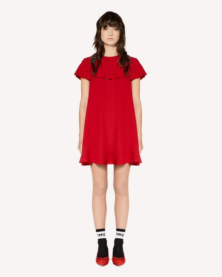 REDValentino Short dress Woman SR3VAF150F1 D05 f
