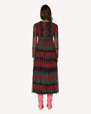 REDValentino SR3VAF704A0 0NO Long and midi dresses Woman r