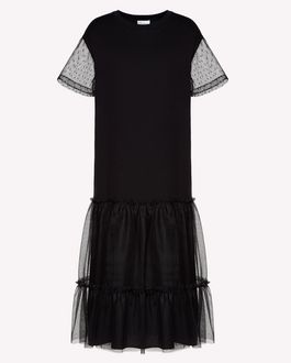 REDValentino Short dress Woman SR0VAH354H6 0NO a