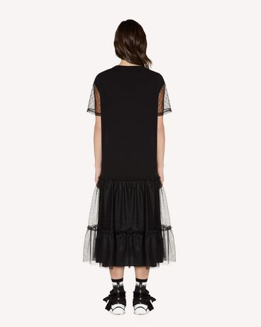 REDValentino SR3MJ01U4EV 0NO Long dress Woman r
