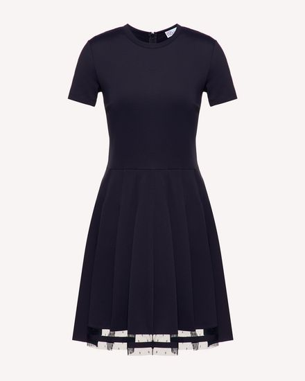 REDValentino Short dress Woman SR3MJ01W4E8 B01 a