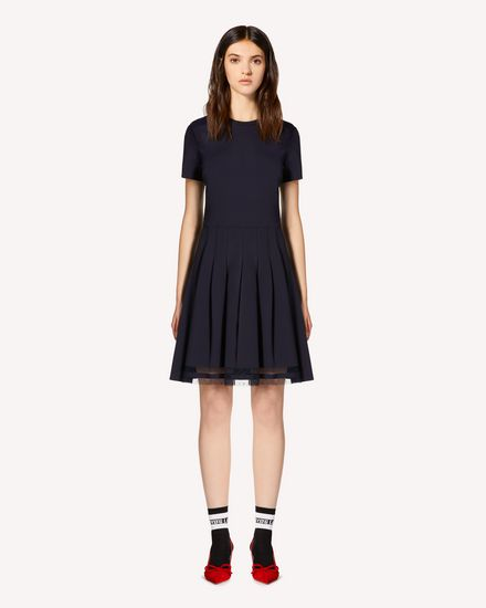 REDValentino Short dress Woman SR3MJ01W4E8 B01 f
