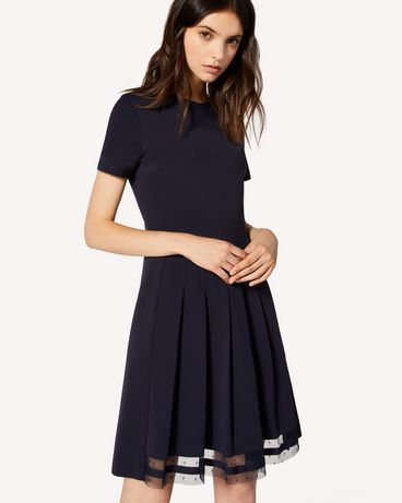 REDValentino SR3MJ01W4E8 B01 Short dress Woman e