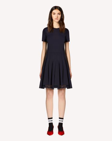 REDValentino SR3MJ01W4E8 B01 Short dress Woman f