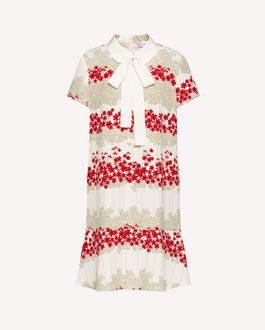 REDValentino Long and midi dresses Woman SR3VA03N4CK 0AN a