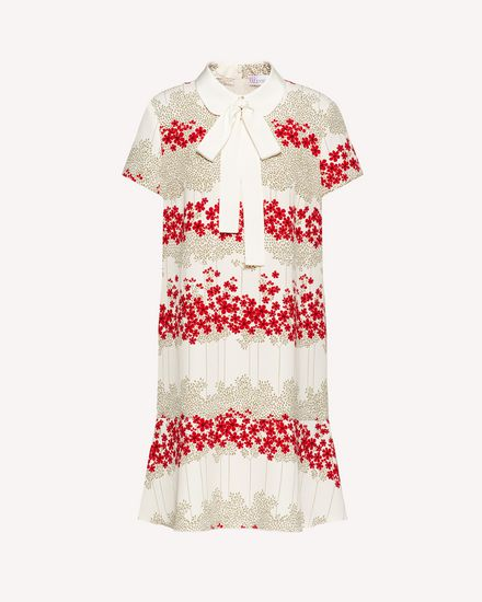 REDValentino Short dress Woman SR3VAF054AV 031 a