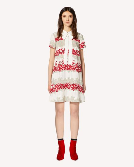 REDValentino Short dress Woman SR3VAF054AV 031 f