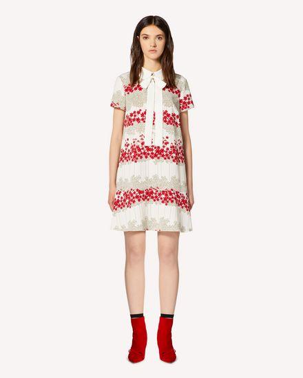 REDValentino Kurzes Kleid Damen SR3VAF054AV 031 f