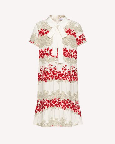 REDValentino SR3VAF054AV 031 Short dress Woman a