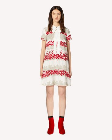 REDValentino SR3VAF054AV 031 Short dress Woman f