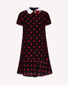 REDValentino Short dress Woman SR3VAF804AN 031 a