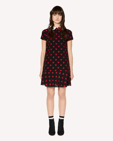REDValentino SR3VAH004AE 0NO Short dress Woman f