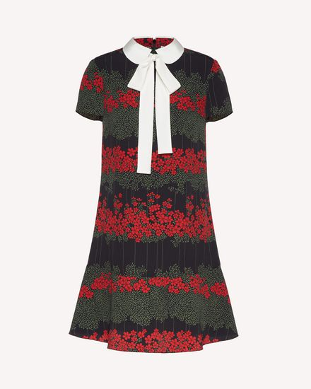 REDValentino Short dress Woman SR3VAF054AV 0NO a