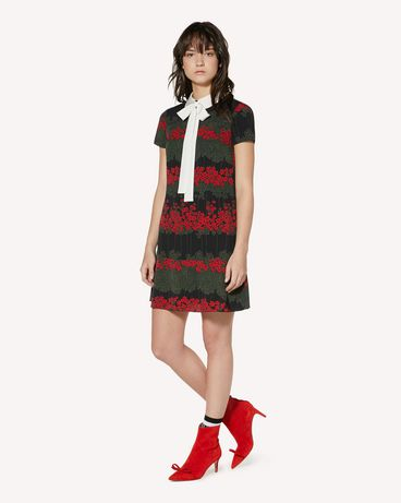 REDValentino SR3VAF054AV 0NO Short dress Woman d