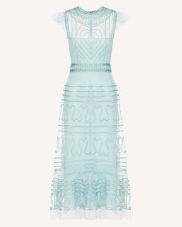 REDValentino Short dress Woman SR3VAH020F1 GE5 a