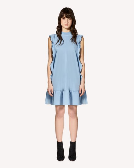 REDValentino Short dress Woman SR3VAJ80323 PG6 f