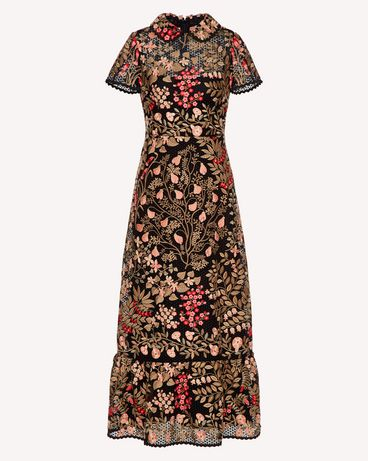 REDValentino SR3VA02V4CV N78 Long dress Woman a