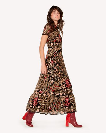REDValentino SR3VA02V4CV N78 Long dress Woman d