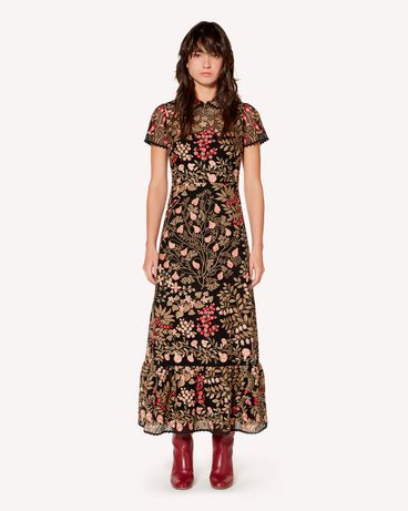 REDValentino SR3VA02V4CV N78 Long dress Woman f