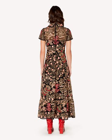 REDValentino SR3VA02V4CV N78 Long dress Woman r