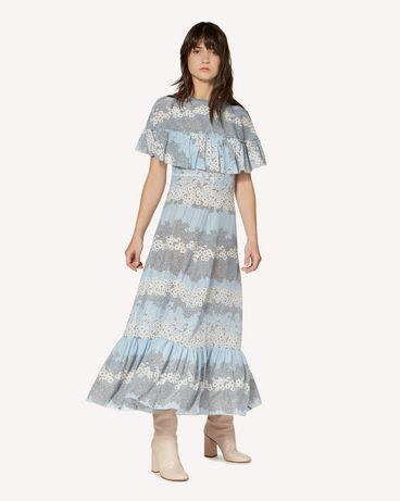 REDValentino SR3VAG554A1 GE5 Long dress Woman d