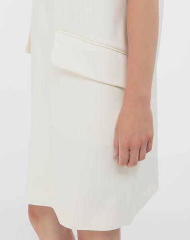 DRESSES Décolleté dress Ivory