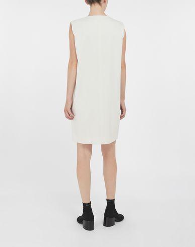 ワンピース・ドレス デコルテ ドレス アイボリー