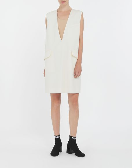 MM6 MAISON MARGIELA Décolleté dress Short dress Woman d