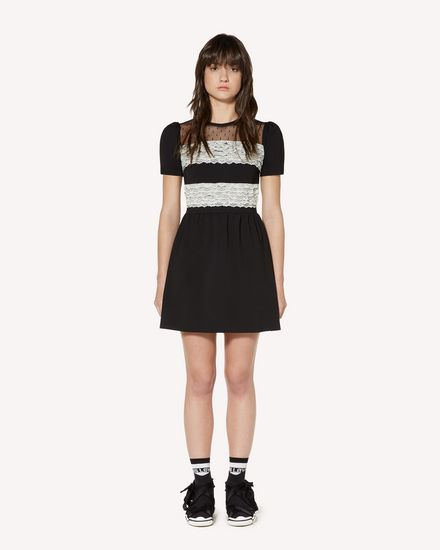 REDValentino Short dress Woman SR3MJ01Y4E3 0MG f