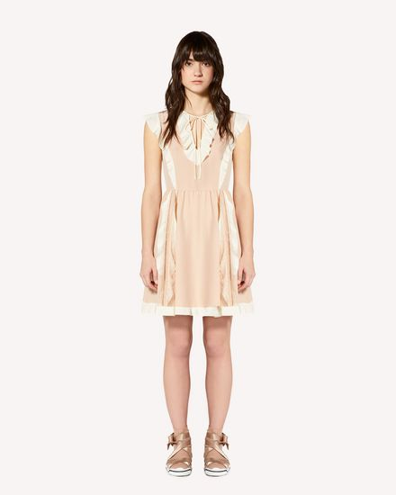 REDValentino Short dress Woman SR3VAJ754PW 377 f