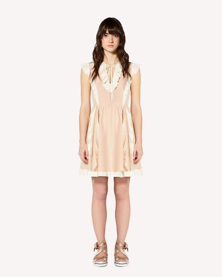REDValentino Vestido corto Mujer SR3VAJ754PW 377 f