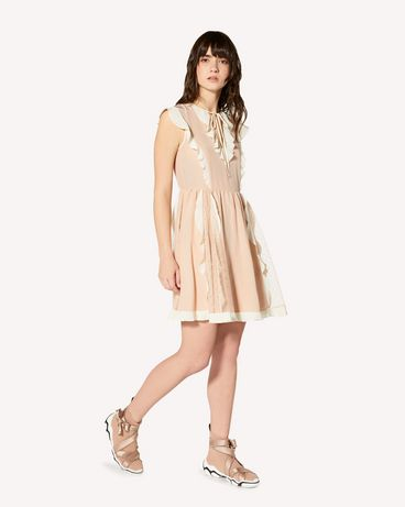 REDValentino SR3VAJ754PW 377 Short dress Woman d