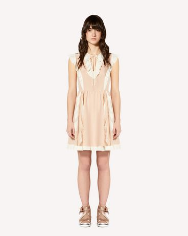 REDValentino SR3VAJ754PW 377 Short dress Woman f