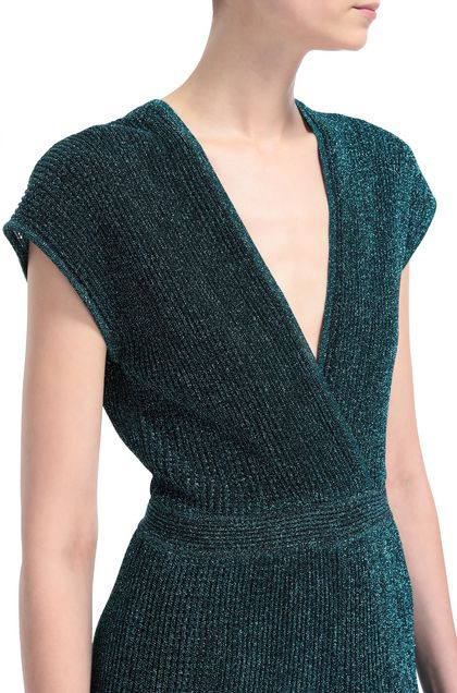 M MISSONI Jumpsuit Deep jade Woman - Front