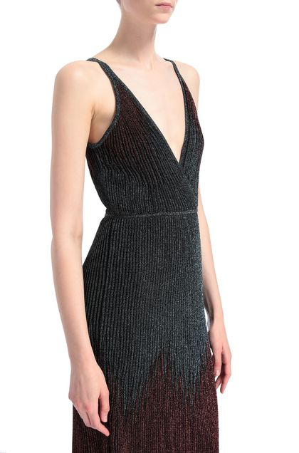 M MISSONI Long dress Lead Woman - Front