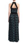 M MISSONI Long dress Woman, Side view