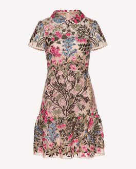REDValentino Long and midi dresses Woman SR3VAJ65428 377 a