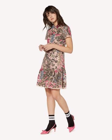 REDValentino SR3VA03W4CV K3M Short dress Woman d