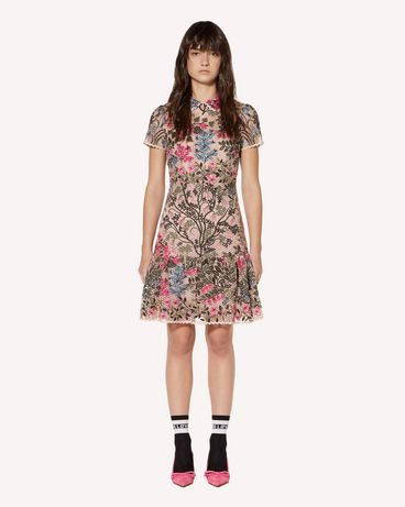 REDValentino SR3VA03W4CV K3M Short dress Woman f