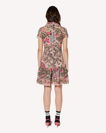 REDValentino SR3VA03W4CV K3M Short dress Woman r
