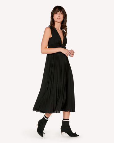 REDValentino SR3VAF6549G 0NO Long dress Woman d