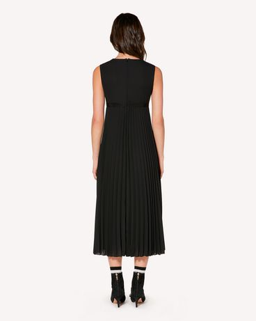 REDValentino SR3VAF6549G 0NO Long and midi dresses Woman r